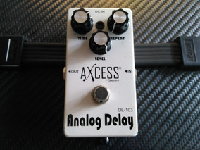 Pedal Axcess Analog Delay Dl-103