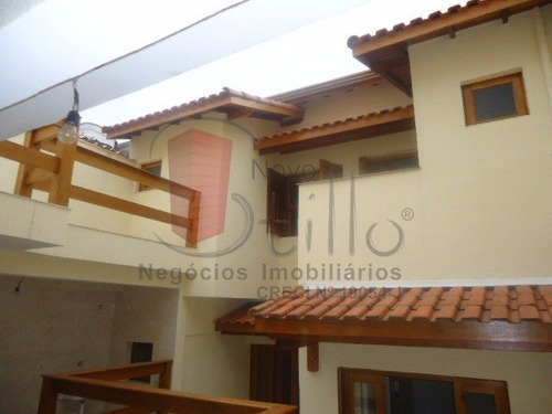 Imagem 1 de 15 de Sobrado - Vila Mariana - Ref: 3087 - V-3087