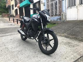 2017 Honda Cb110 Dlx Negra