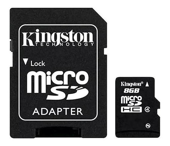 Cartão de memória Kingston SDC4 8GB
