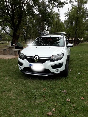 Renault Sandero Stepway 2018 1.6 Privilege 105cv Nac