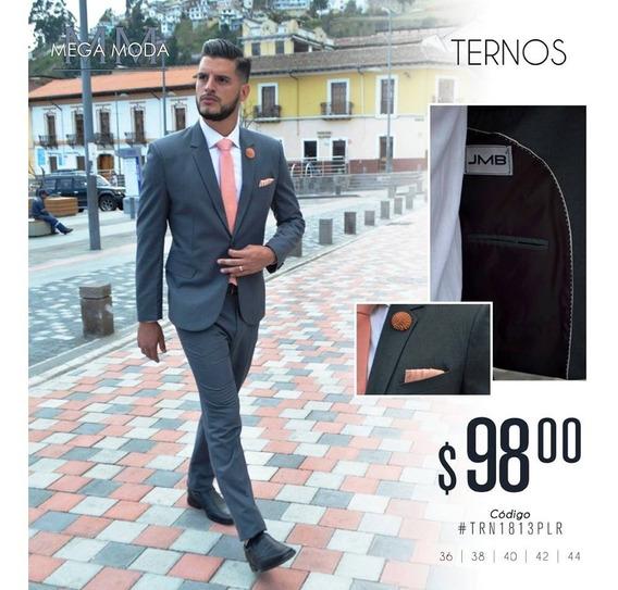 Colección Ternos En Casimires 100% Italiano & Ingles