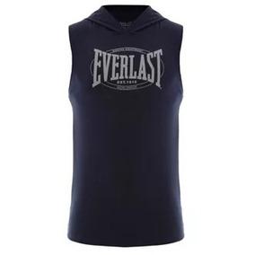 602b429198 Camiseta Regata Everlast Com Capuz - Calçados