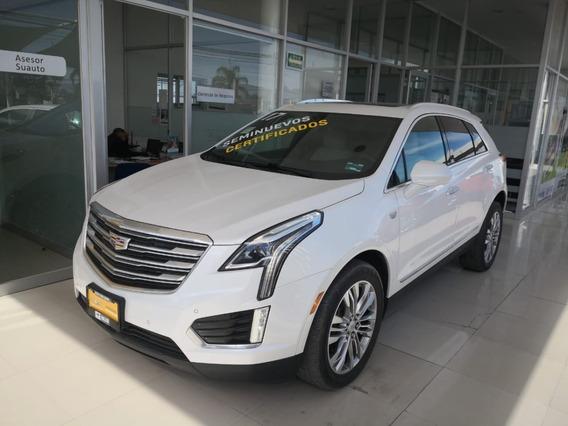 Cadillac Xt5 Paq B Premium 2017
