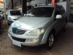 Ssangyong Kyron Xdi 200xvt 4x4 2.0 Turbo Intercooler 16v