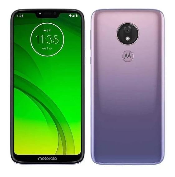 Motorola Moto G7 Power 2019 Libre Nuevo Garantia Local-flex
