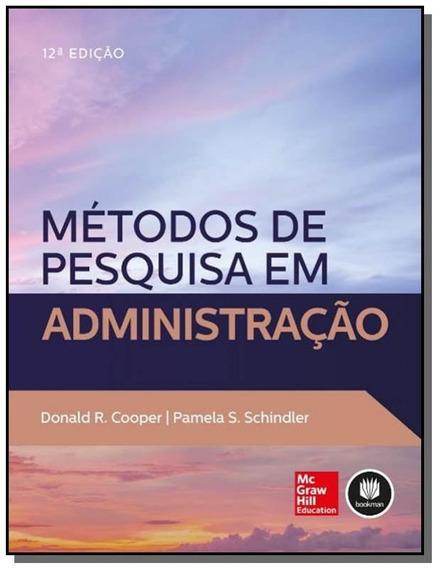 Metodos De Pesquisa Em Administracao 12ed.