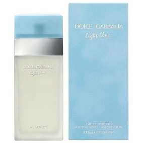 Dolce Y Gabbana Light Blue Para Mujeres Eau De Toilette 100