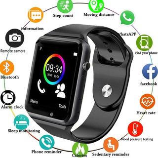 Relógio Via Bluetooth