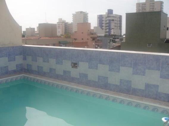 Cobertura Duplex Para Locação Na Praia Da Enseada - 04 Dormitórios E Piscina Privativa - Ap00057 - 32001586