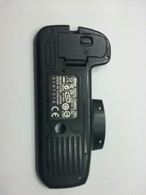 Gabinete Inferior Com Tampa Da Bateria Nikon D60