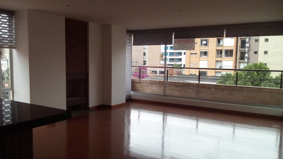 Arriendo Apartamento En Santa Barbara Bogota