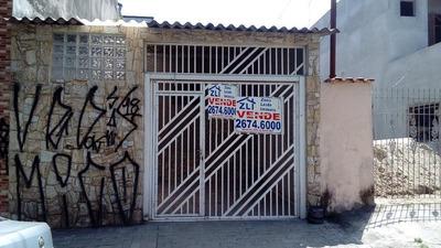 Casa Residencial À Venda, Vila Olinda, São Paulo. - Ca2523