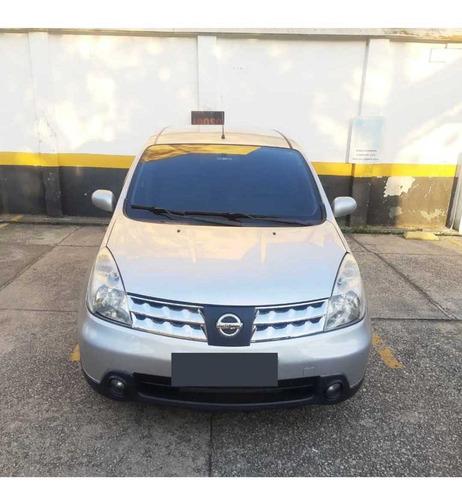 Nissan Livina 2010 1.6 Sl Flex 5p