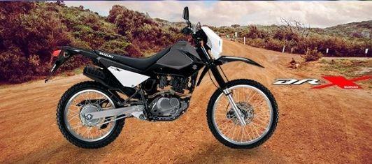Suzuki Dr X 200 2020 - Financiable!