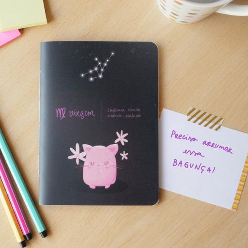 Caderninho Signos - Virgem