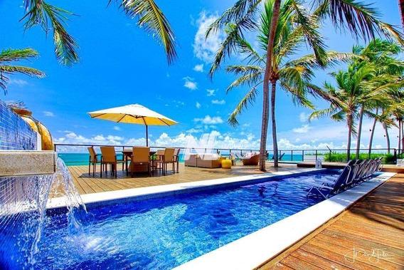 Espetacular Casa De Praia Em Jacumã/rn - Ca0337