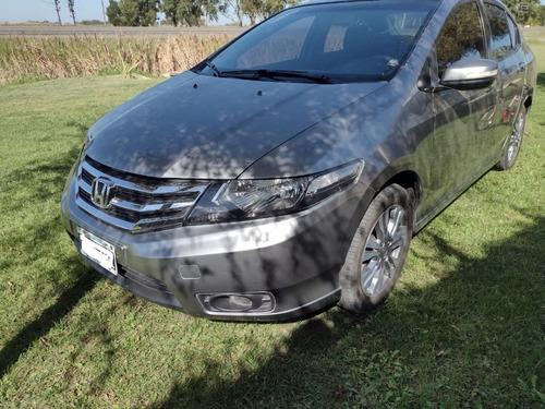 Honda City Elx Automático 2014  60.000 Km. Nicojunin