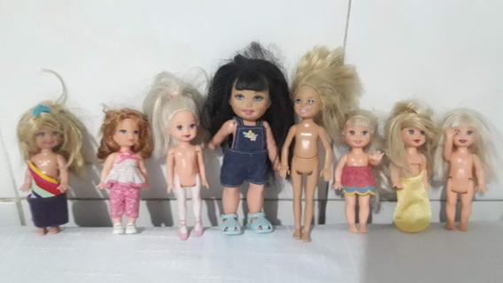 Bonecas Kelly (lote) Não Vendo Separadas.