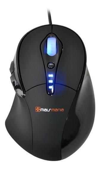 Mouse Laser Gamer 3400dpi Ergonômico 6 Botões Mac Os 632