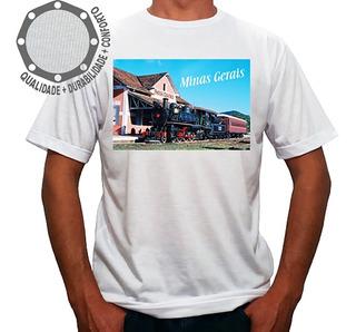 Camiseta Passa Quatro Minas Gerais Camisa Personalizada