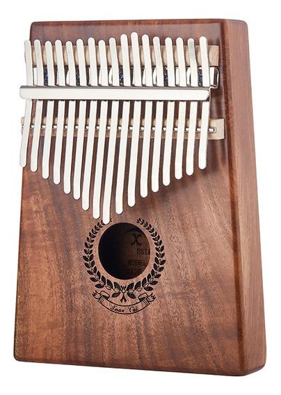 17 Guirlanda De Piano De Polegar Chave Kalimba