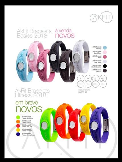 Bracelet Akmos Magnético Terapêutico Original