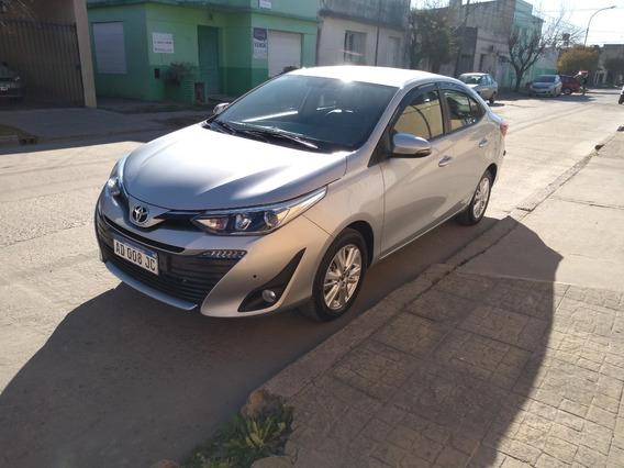 [merc] Toyota - Yaris Xls Pack Cvt 4p 1.5 N 2018