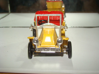 Tn Carrinho De Lata Japonês Renault 1911 B983