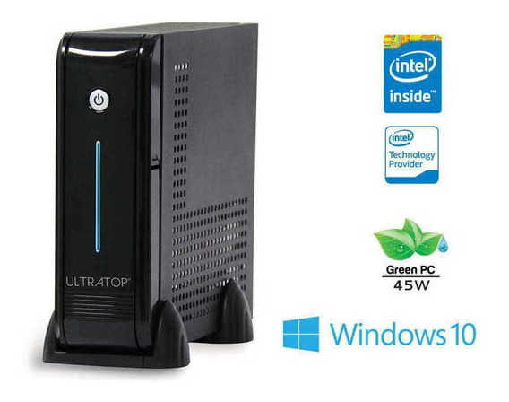 Computador Intel Windows Centrium Ultratop Intel Dualcore J