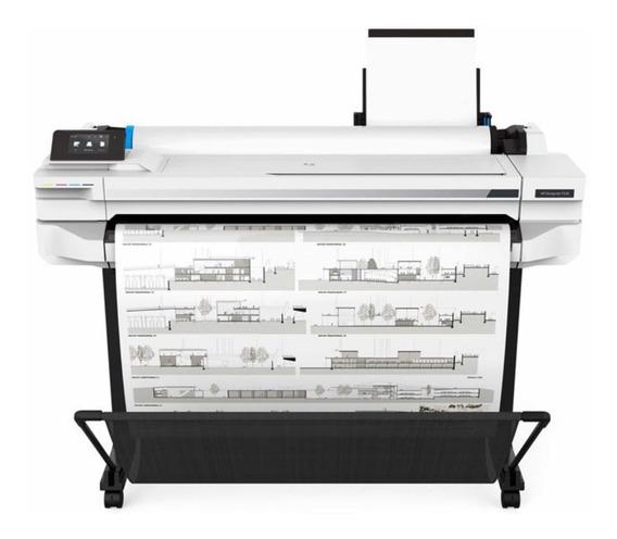 Impressora Hp T530 Plotter Com Bulk Promoção Com Nf