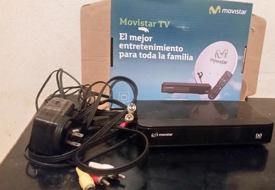 Decodificador De Movistar Tv