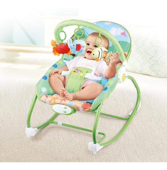 Cadeirinha De Descanso Selva Baby Style