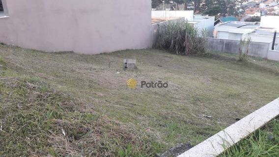 Terreno À Venda, 487 M² - Swiss Park - São Bernardo Do Campo/sp - Te0258