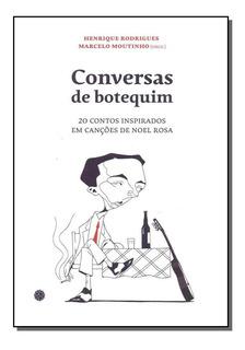 Livro - Conversas De Botequim