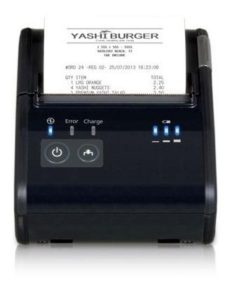 Impressora De Recibos Epson Mobilink Tm-p80 C/ Bateria