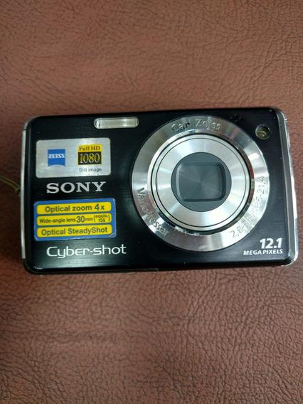 Câmera Sony Cyber-shot 12.1 Mega Pixels Dsc-w220