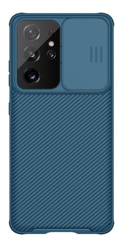 Capa Anti Impacto Nillkin Camshield Pro - Galaxy S21 Ultra