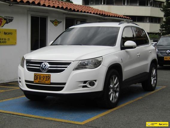 Volkswagen Tiguan Trend&fun 2000cc At