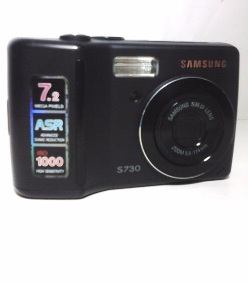 Câmera Com Defeito,para Restauro Samsung S730/sucata