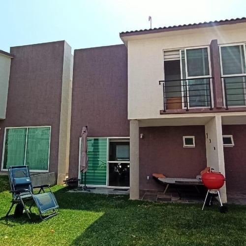 Imagen 1 de 17 de Casa En Condominio En Venta En Yecapixtla, Yecapixtla, Morelos
