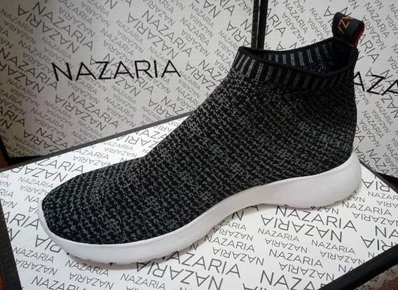 Zapatillas De Mujer Nazaría Invierno Modelo 2019 Nuevas