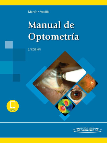 Manual De Optometría 2a 2018 Martín Con Envio