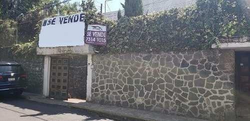 Casa En Venta Santa Ursula Xitla, Tlalpan
