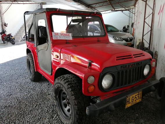 Vendo Campero Suzuki, Motor De Nissan 1200, Llantas Nuevas