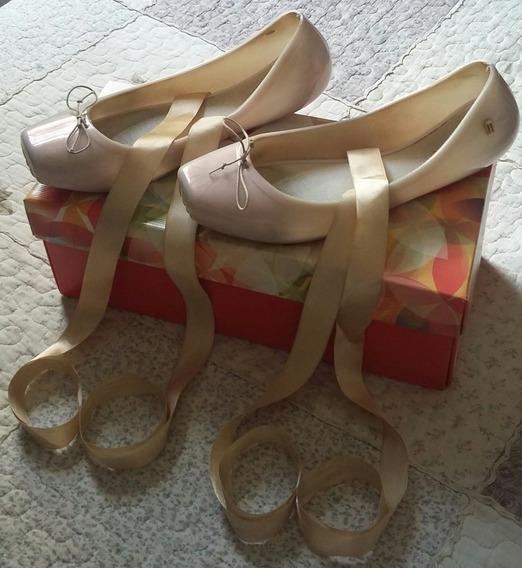 Sapatilha Melissa Ballet Número 36