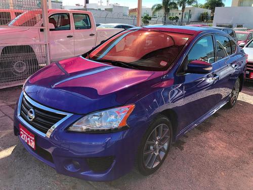 Imagen 1 de 14 de Nissan Sentra Sr Cvt 2013 Credito Recibo Auto Financiamiento