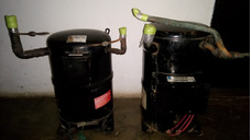 Compresores A/a Copeland De 10 Toneladas Trifasico 220