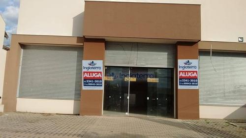 Barracão Para Alugar, 420 M² Por R$ 7.000,00/mês - Centro - Londrina/pr - Ba0090
