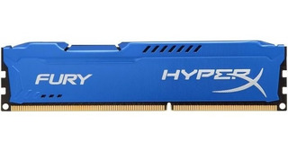 Memoria Kingston 8gb Ddr3 Gamer 1600 Hx316c10f/8 Tranza